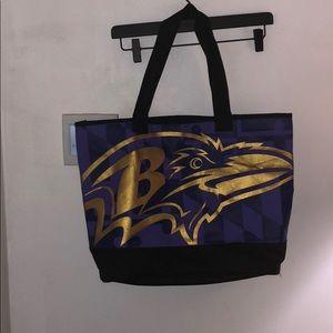 Handbags - Baltimore ravens tote bag